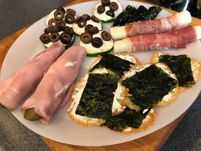 Easy Keto Snacks & Appetizers