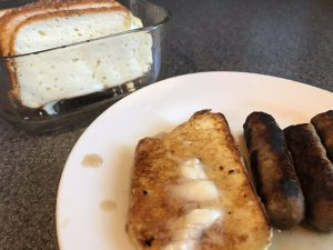 french toast with soul bread