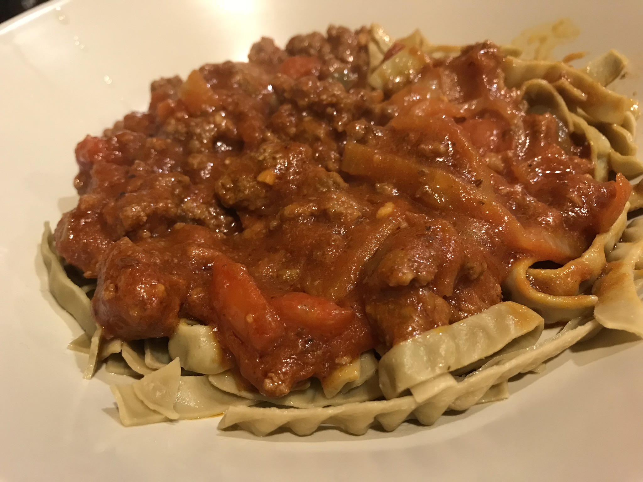 Keto Low Carb Beef Goulash