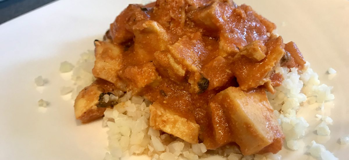 Chicken Curry Masala